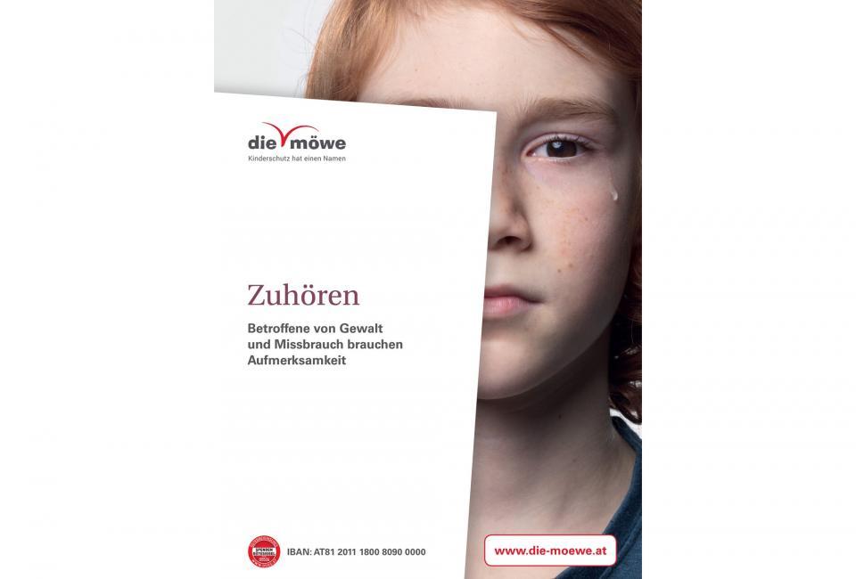 Möwe Plakatkampagne 2017 Sujet 2